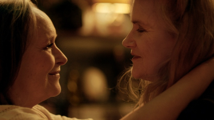 """""""Two of Us"""" is a new french film about two older women, Nina and Madeleine, who live in France and are in love."""