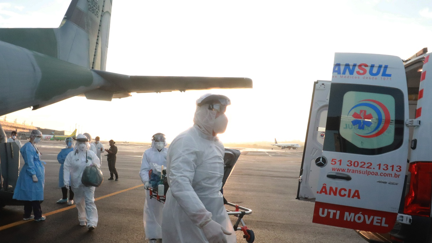 Porto Alegre, Brazil - The Pan American Health Organization (PAHO) detected three strains of SARS-CoV2 in Latin American countries, which had been reported in Brazil, the United Kingdom, and South Africa.
