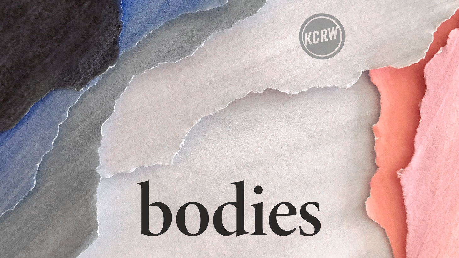 "Logo of ""Bodies"" podcast."