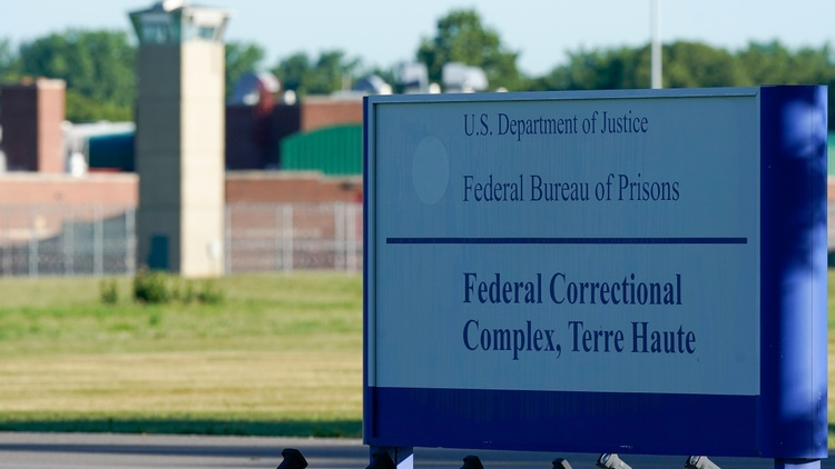 The federal government has executed 10 people so far this year. It's the most since 1896 and more than all 50 states combined.
