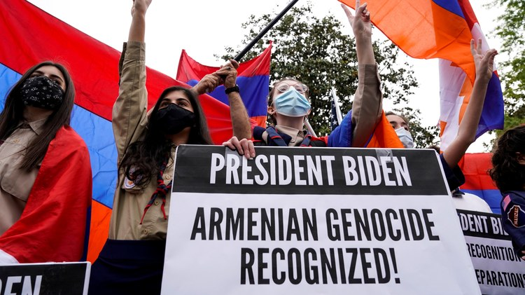 President Biden made a historic announcement over the weekend to officially recognize the massacre of Armenians under the Ottoman Empire as a genocide.