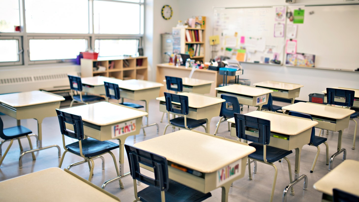 LAUSD is facing a labor shortage of teachers, nurses, and janitors.