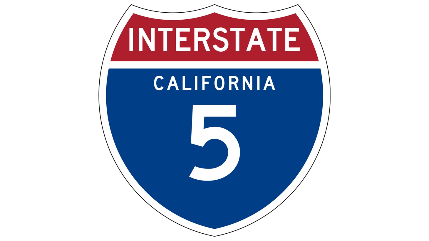 """Richard Ankrom added an Interstate 5 icon and the word """"North"""" to the corner of the 110 North Pasadena sign — 20 years ago this month."""