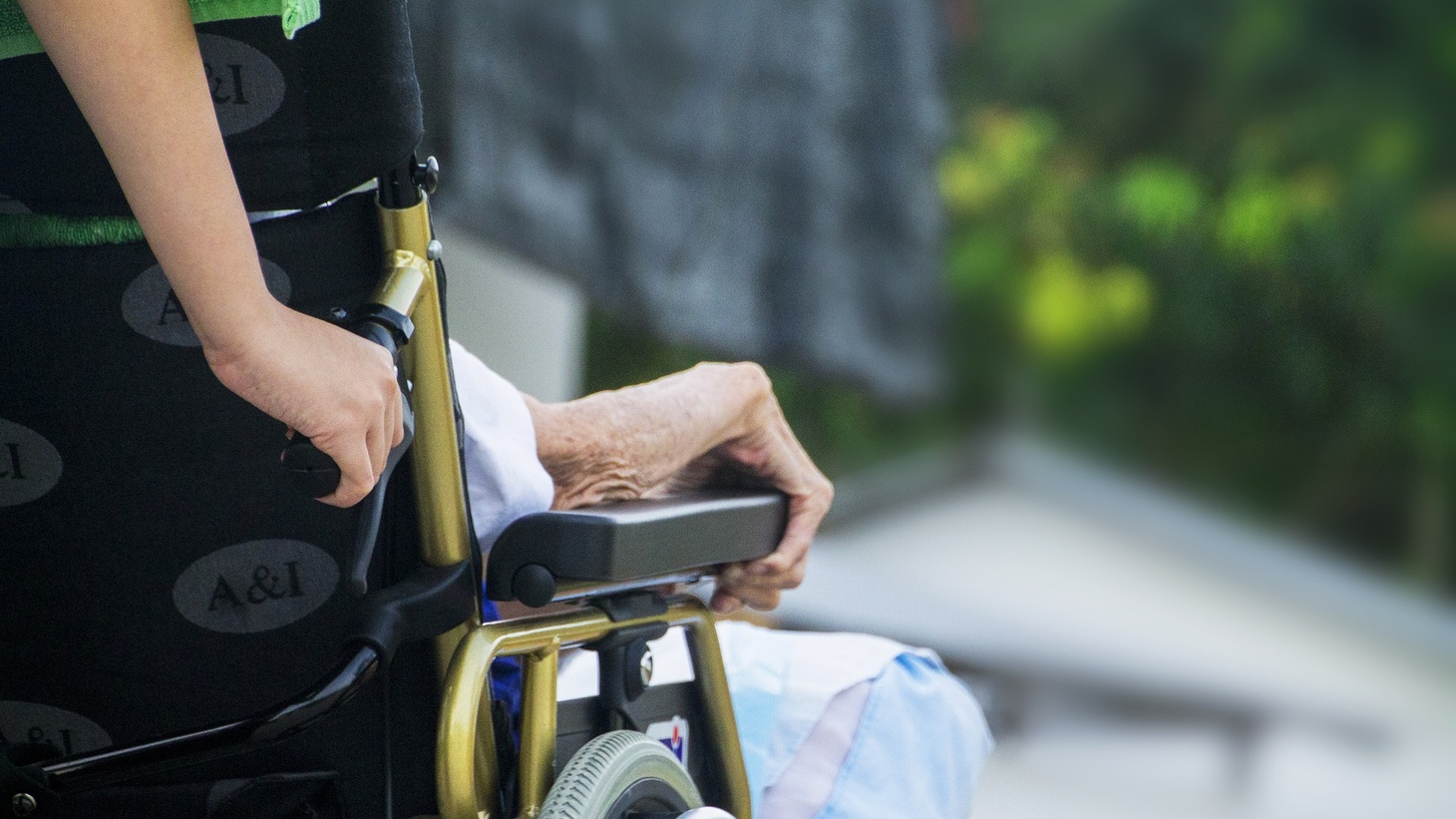 COVID has been devastating nursing homes. Can it change how the US thinks of end-of-life care?