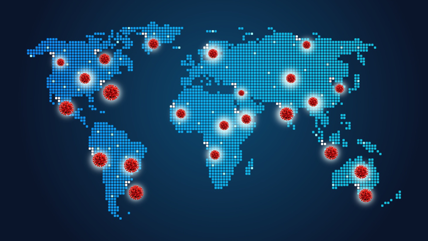 Contact tracing is key to knowing exactly how widespread the novel coronavirus is, and where hotspots are.