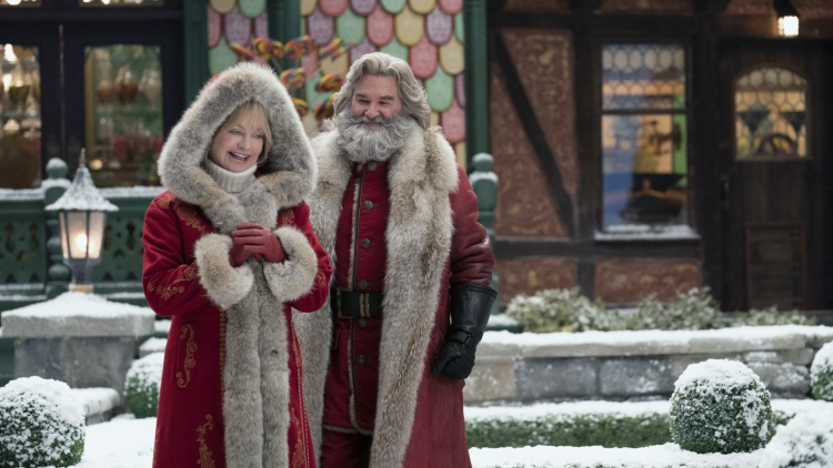 "Critics review ""The Christmas Chronicles 2,"" about Santa Claus and a teenager who try to save Christmas from a troublemaker who aims to cancel the holiday forever; ""Happiest Season,"" a…"