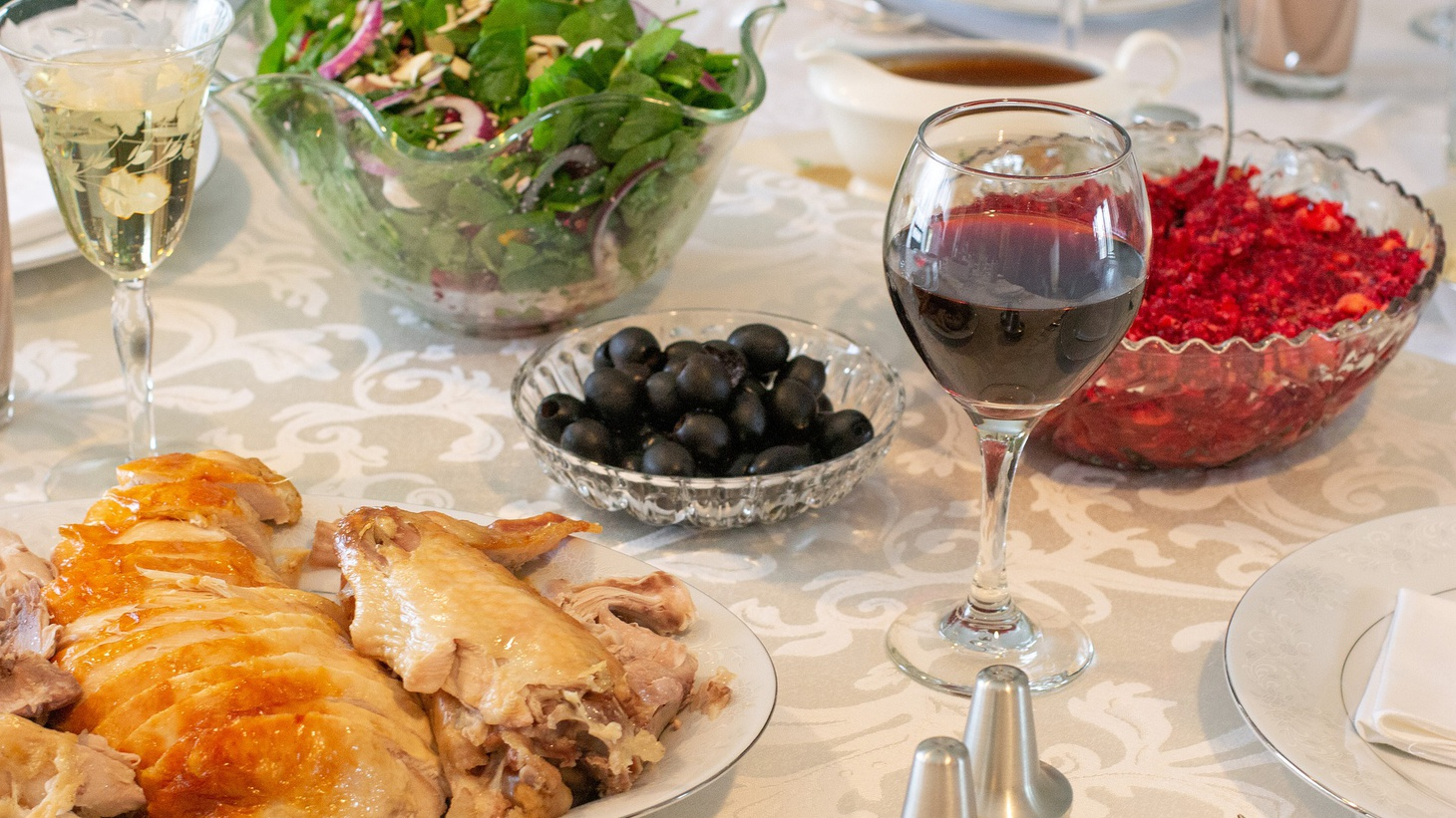 Don't be afraid to fail when cooking this Thanksgiving, suggests Good Food host Evan Kleiman.