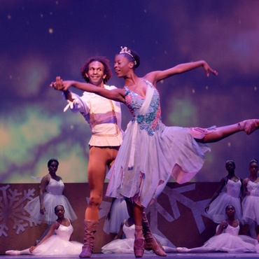 The Debbie Allen Dance Academy just celebrated its 20th anniversary.