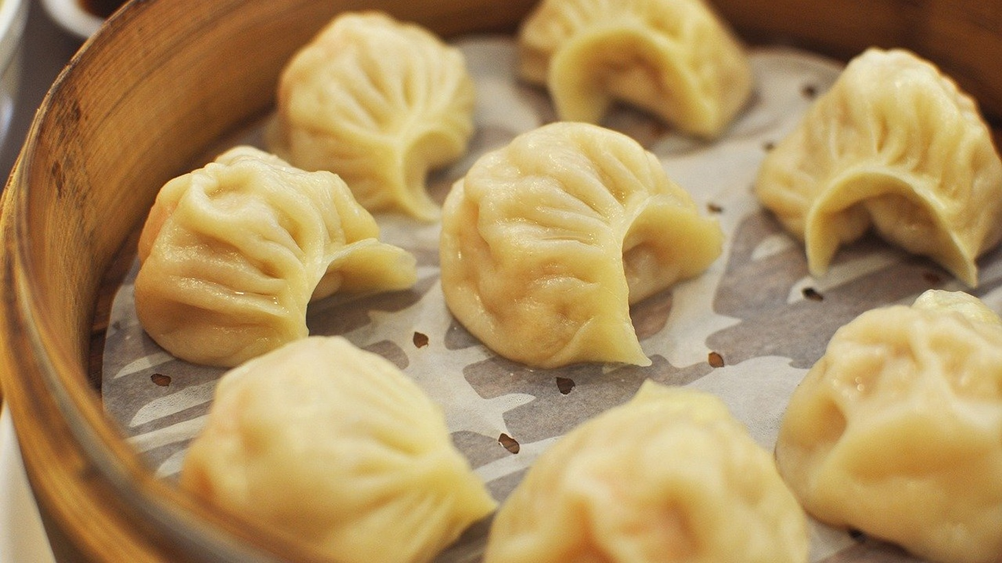 Dumplings are a popular menu item from the restaurants that Good Food listeners are recommending.