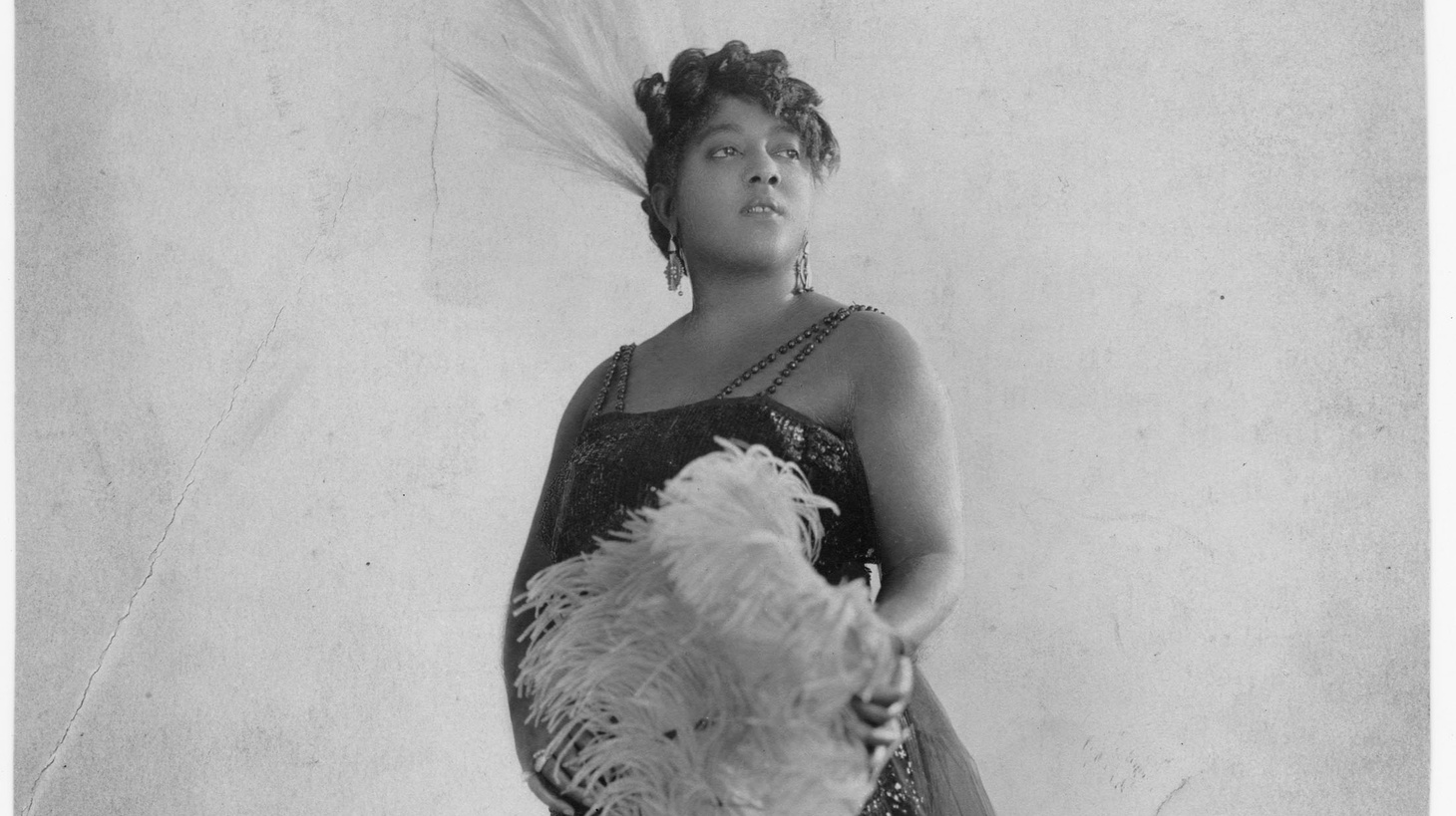 """Mamie Smith's 1920 recording of """"Crazy Blues"""" kicked down a previously locked door for Black female artists and their fans."""