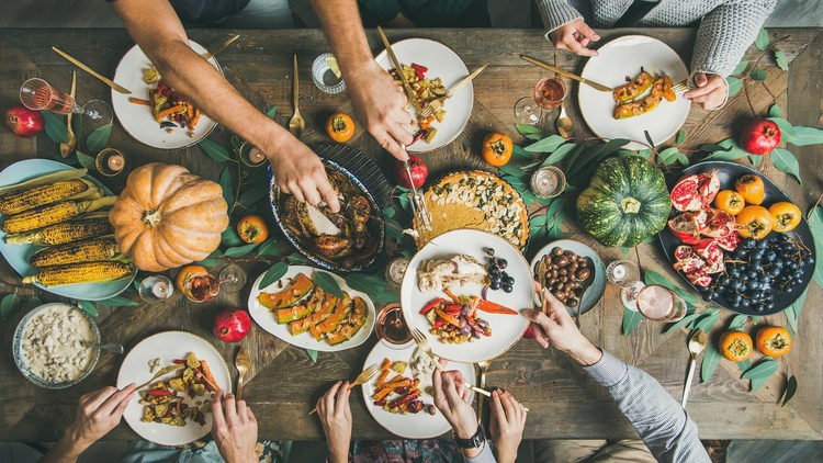 Thanksgiving is two weeks away. Many people usually look forward to the food and time with family and friends. But the holiday will be different because of COVID-19.