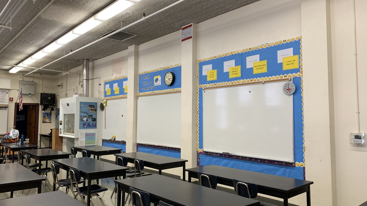 LAUSD students won't be going into physical classrooms this fall. All courses will be online only.