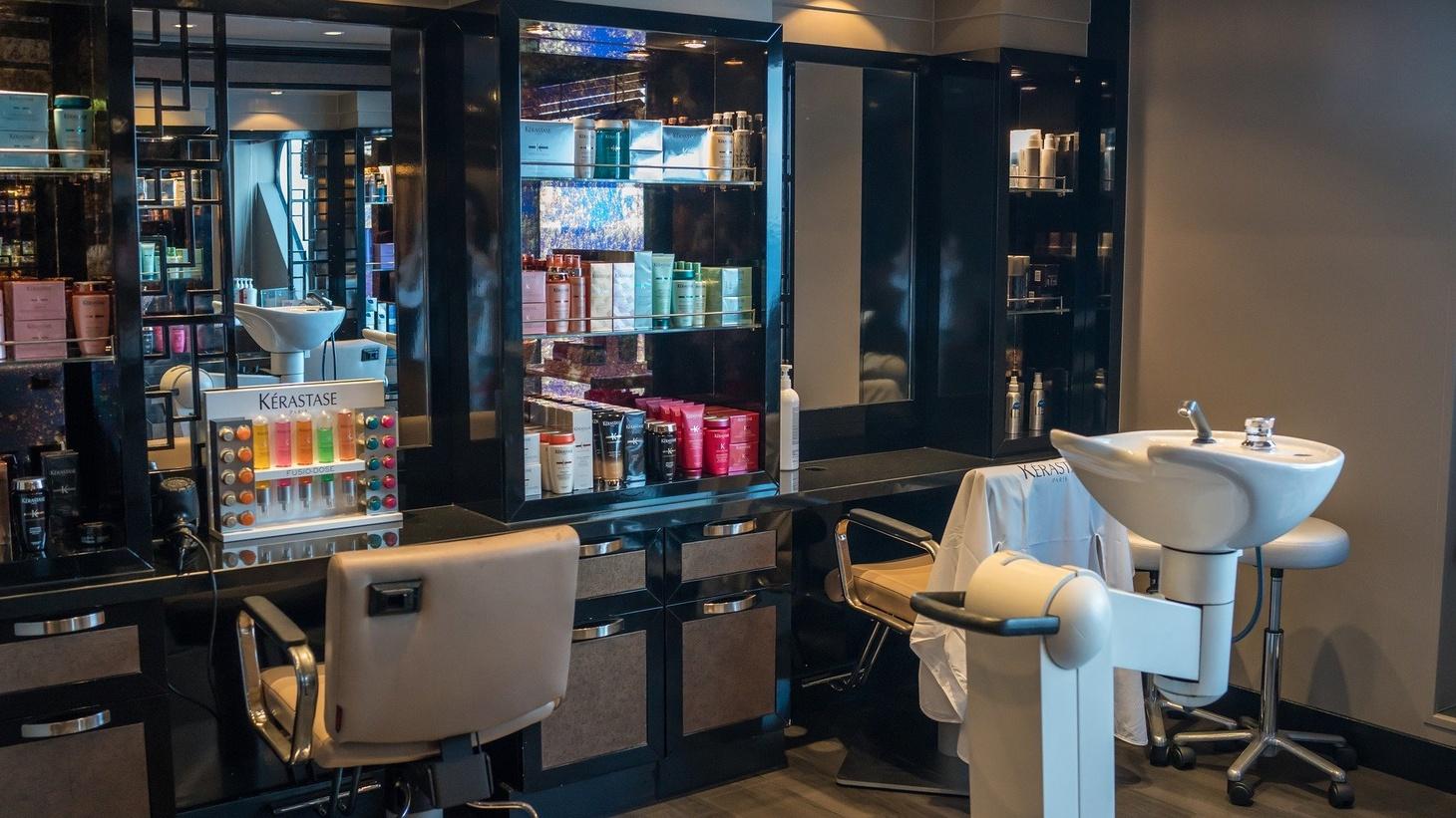 Hair salons are required to shut down again as coronavirus surges in California.