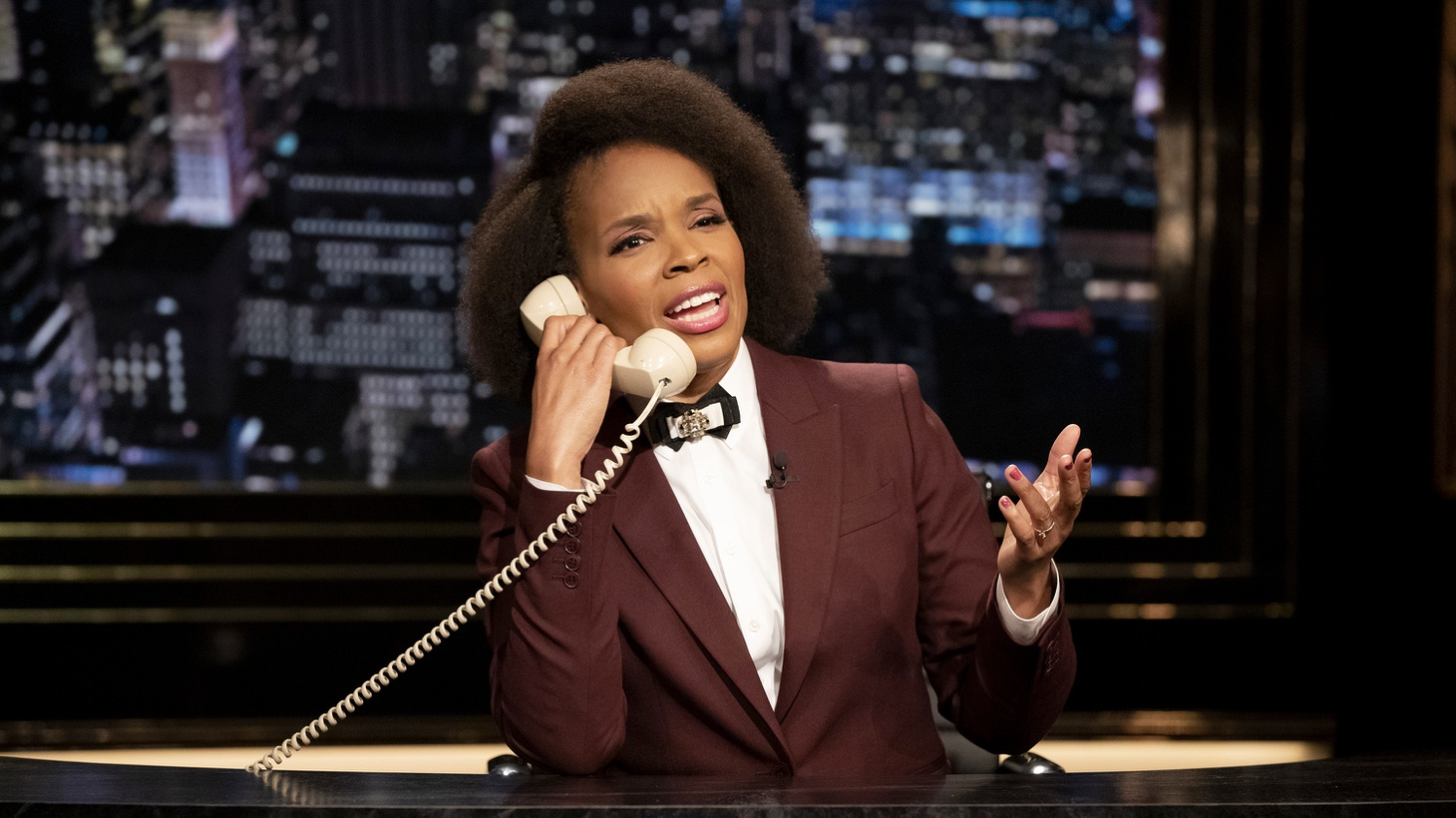Amber Ruffin is now the only Black woman hosting a late-night TV show.