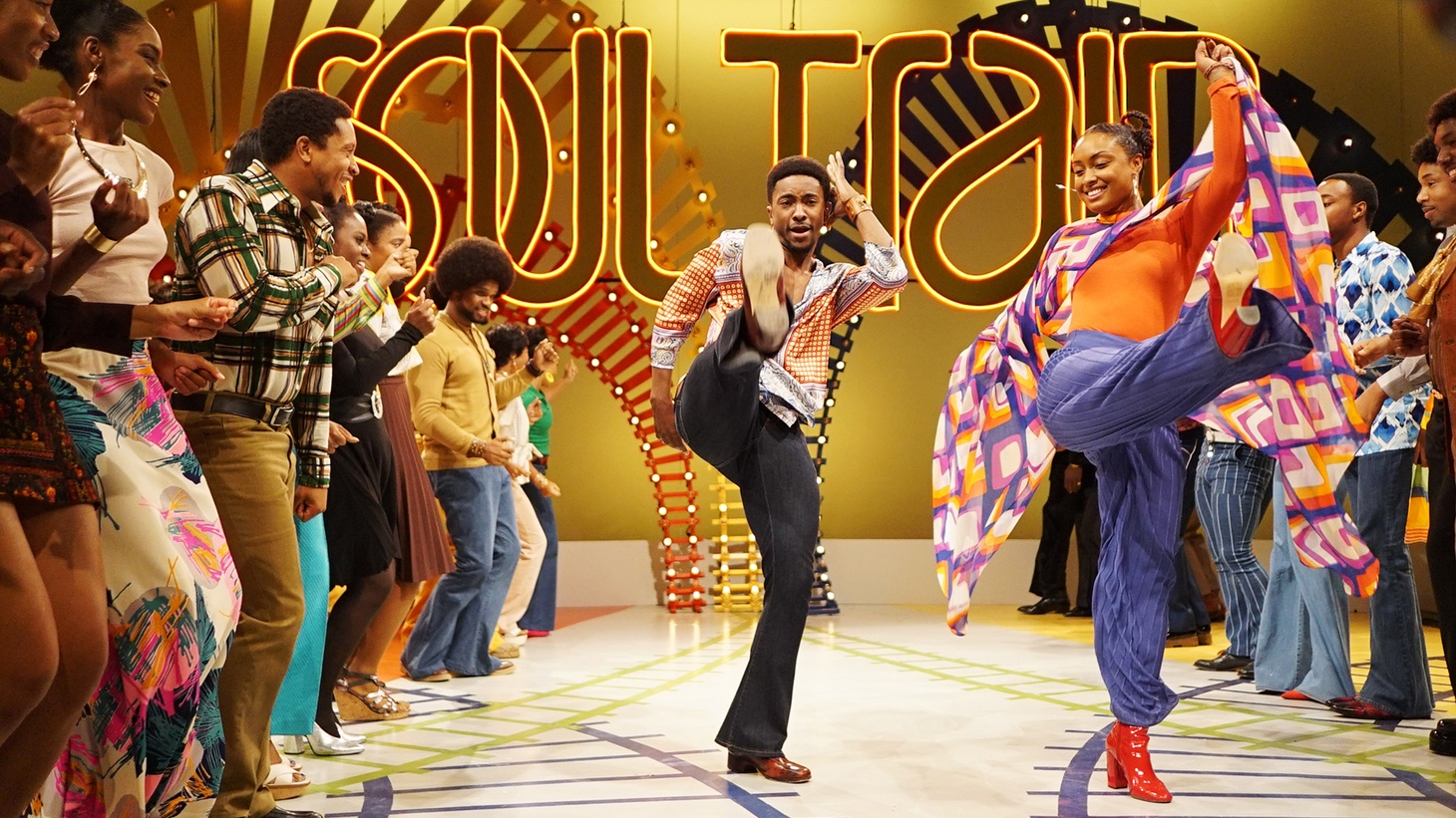 """The BET drama, """"American Soul,"""" chronicles the making of """"Soul Train."""""""