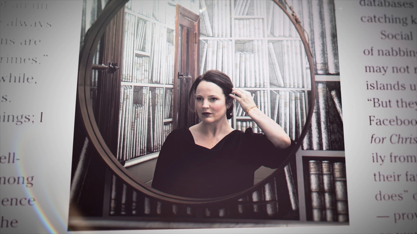 """Michelle McNamara spent years obsessively searching for the Golden State Killer. Her story is the focus of HBO's """"I'll Be Gone in the Dark."""""""