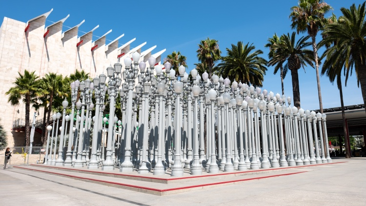 The Ahmanson Foundation has donated $130 million worth of art to the Los Angeles County Museum of Art (LACMA), but they won't be doing that anymore.
