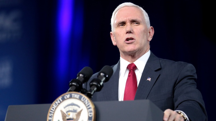 On Wednesday, President Trump put Vice President Mike Pence in charge of the U.S.