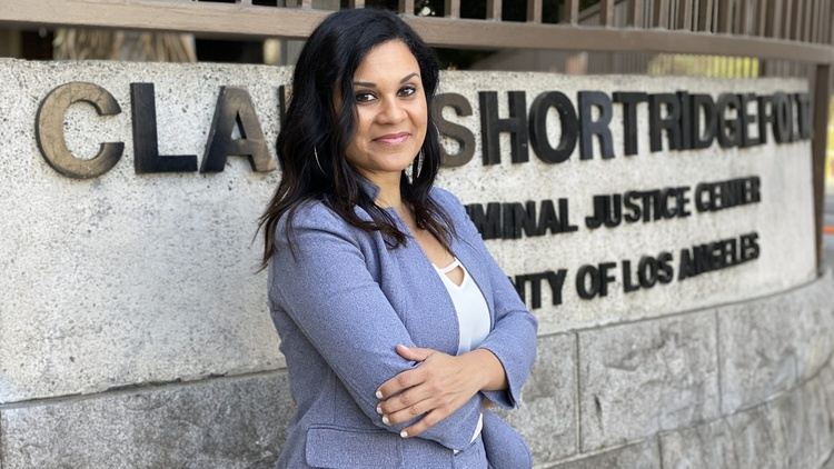 Next Tuesday, voters will decide LA County's next district attorney, who oversees the largest prosecutorial office in the country. Jackie Lacey is the current DA.