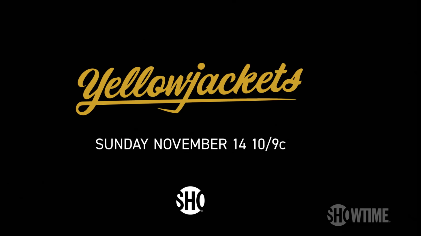 """""""Yellowjackets"""" focuses on high school soccer players who survive a plane crash in the wilderness."""