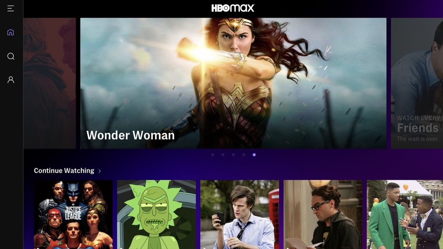 WarnerMedia wants HBO Max to be able to compete with all the other big streamers. In a huge move, the company is putting all of Warner Bros.' 2021 movies on HBO Max the same day they open in theaters.