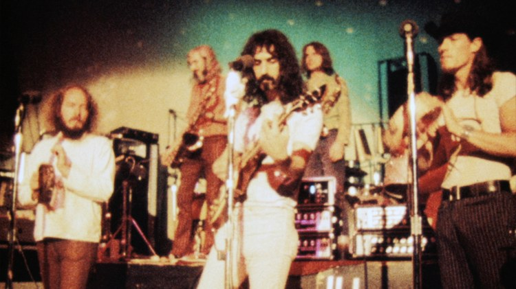 Frank Zappa was the sardonic anti-hero of LA's music scene in the 1960s. He was a relentless workaholic when rock stars were laid back.