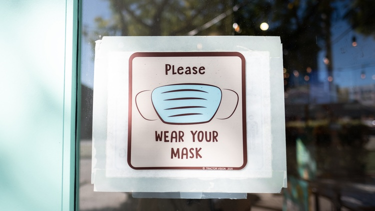 Masks have become a critical part of our daily routine. Every time we leave the house, we have to go through the mental checklist: wallet, keys, phone, mask(s).