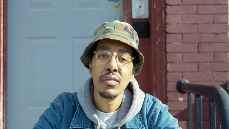 Rapper and music producer Oddisee was on the road when the pandemic hit. His concert dates were cancelled.