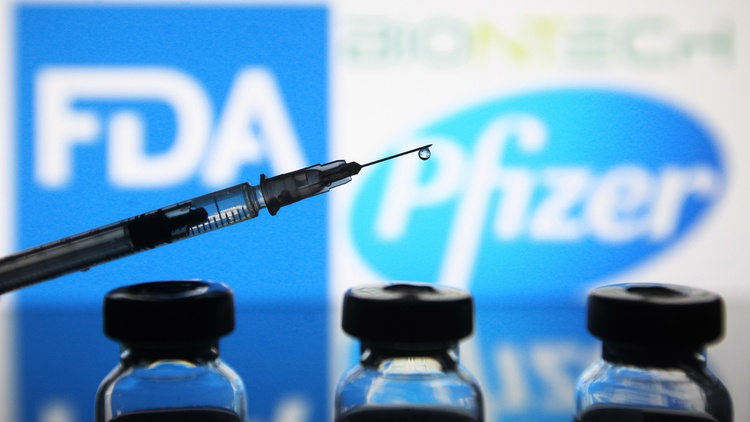 """The South African variant of COVID-19 might be able to """"break through"""" the Pfizer vaccine. That's according to a new study from Tel Aviv University."""