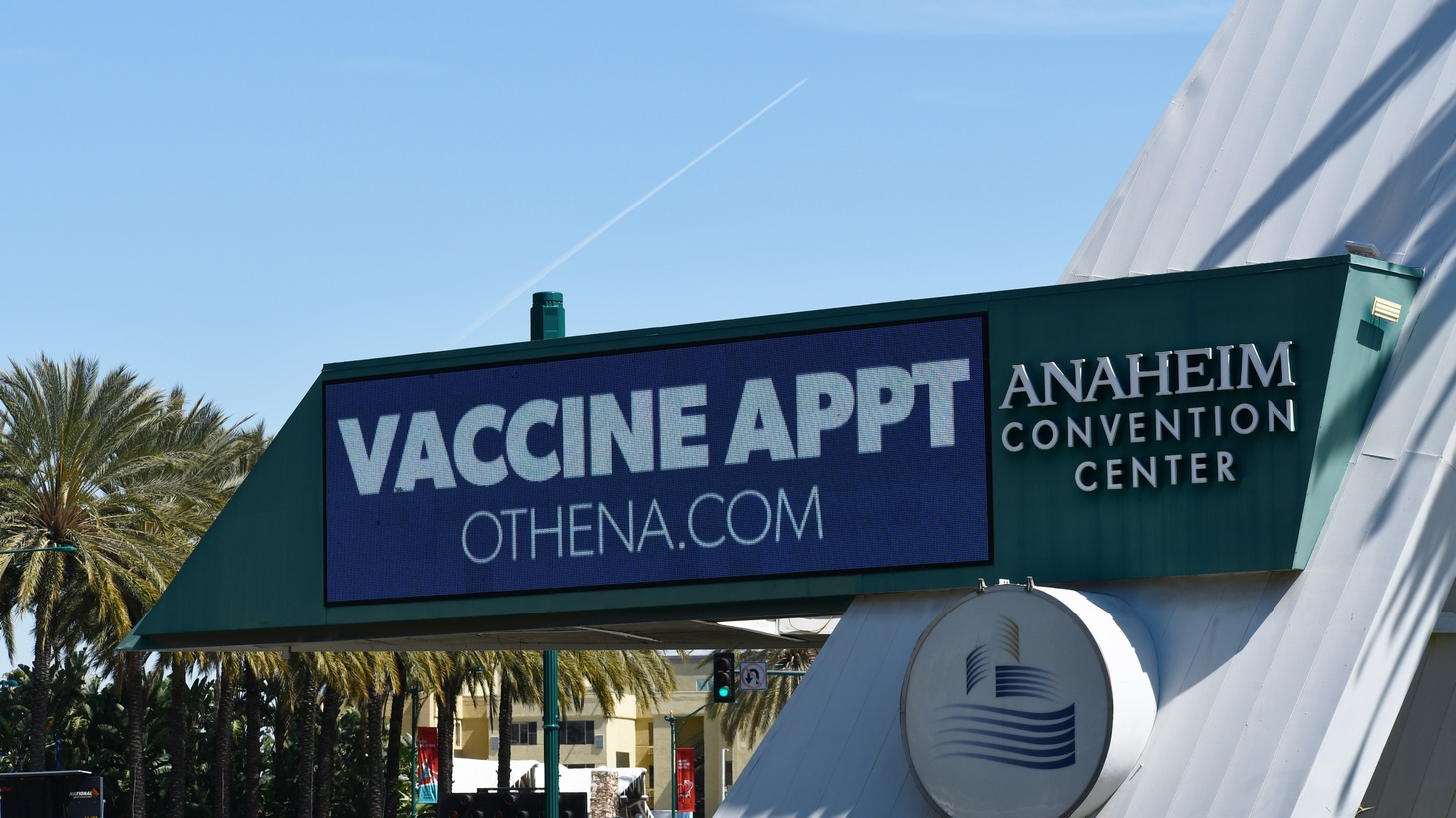 The Anaheim Convention Center is a mass coronavirus vaccination site in Orange County. Researchers have found symptoms can persist long after contracting COVID-19. These include fatigue, fevers, anxiety, depression, and more.