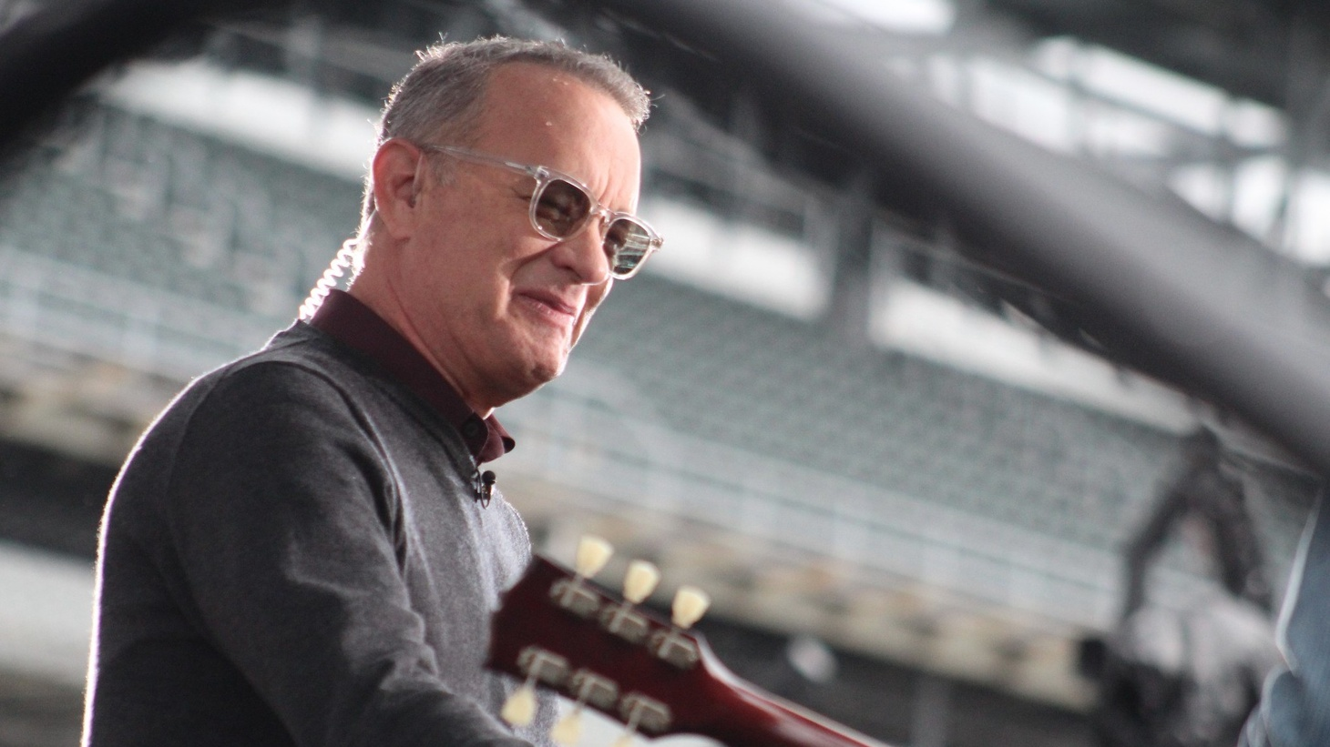 Tom Hanks has tested positive for COVID-19.