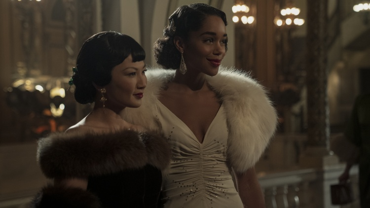 """The new Netflix miniseries """"Hollywood"""" is set in the 1940s. It tells the story of Hollywood's Golden Age through the eyes of aspiring actors, a director, and screenwriter."""