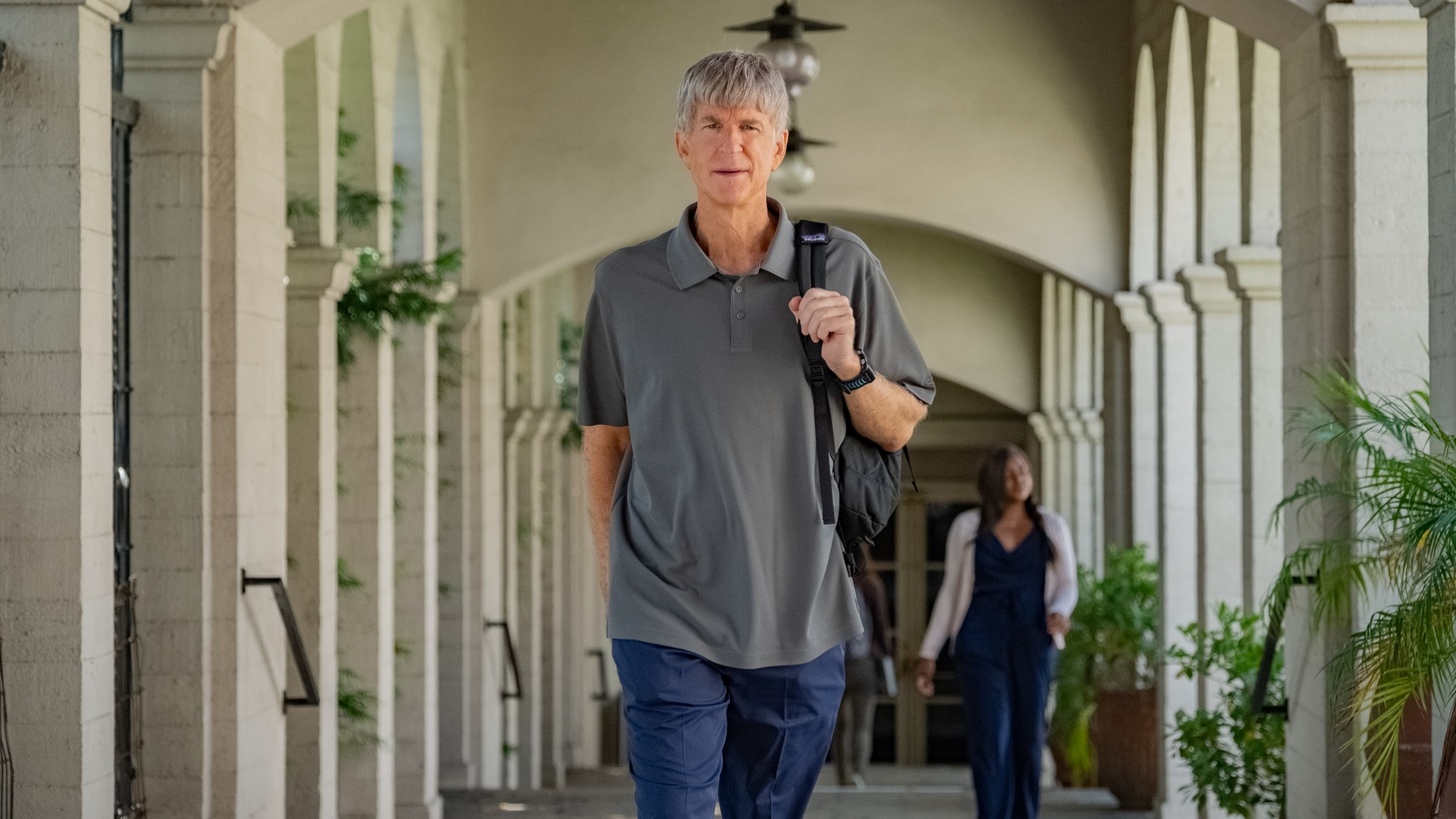 """Matthew Modine as William """"Rick"""" Singer in """"Operation Varsity Blues: The College Admissions Scandal."""""""