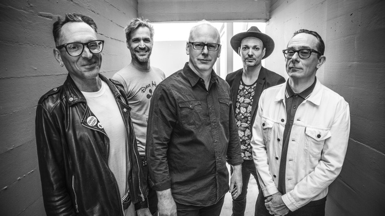 """""""It's a real accomplishment when Bad Religion gets played on the radio, because we really don't water down our message,"""" says co-founder Greg Graffin."""