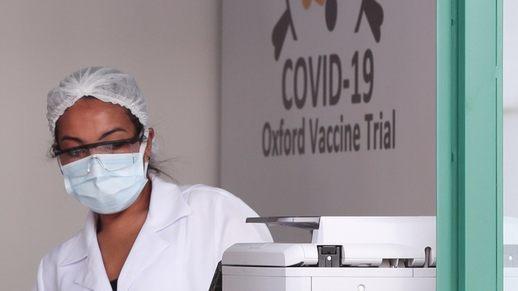 KCRW looks at the Oxford-AstraZeneca coronavirus vaccine trial, the importance of both safety and effectiveness, and the complications of rolling out a vaccine on a global scale.   