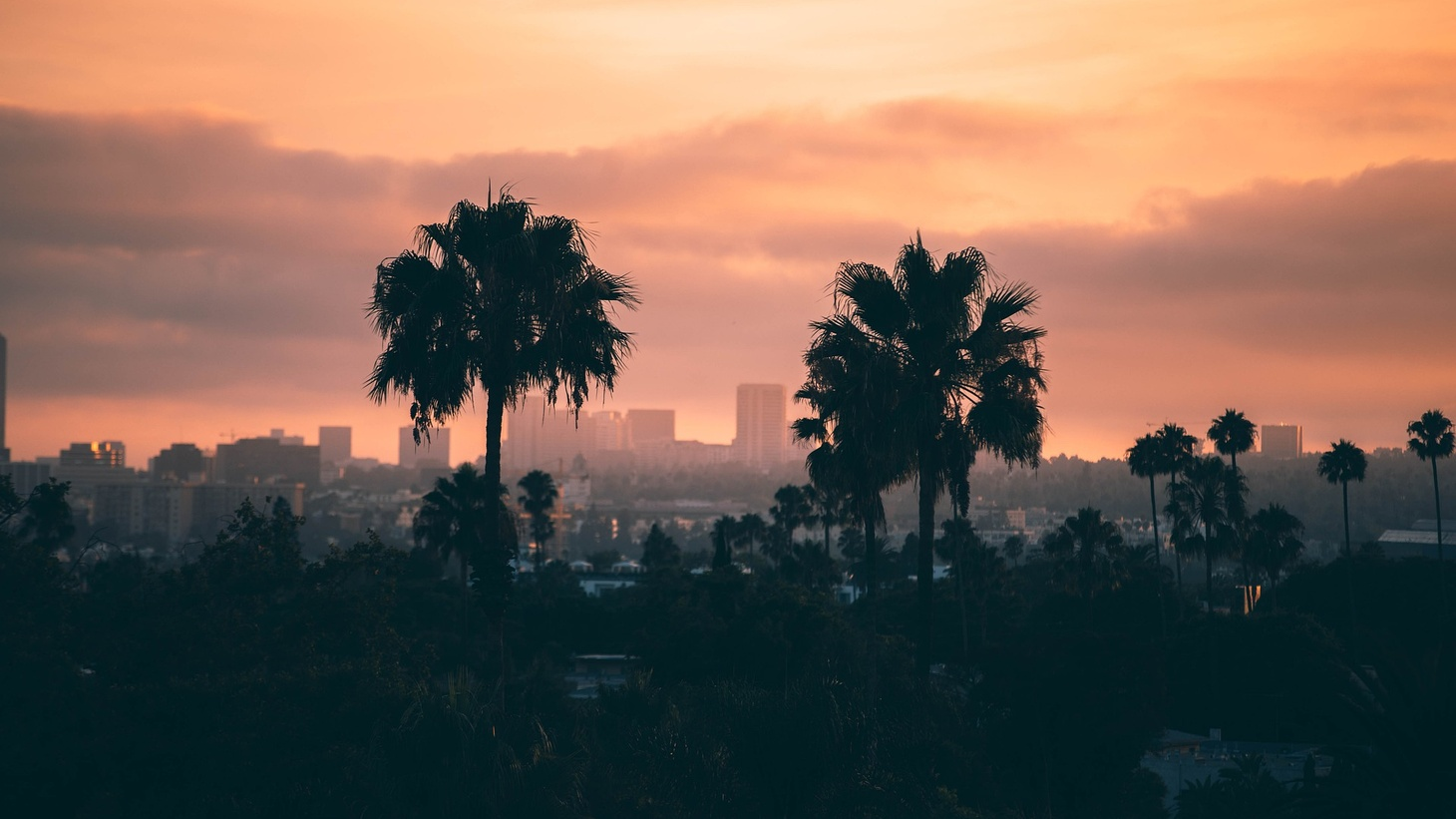 Southern California has recently experienced high temperatures and strong Santa Ana winds.