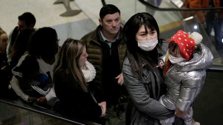 """The CDC is warning Americans to prepare for the coronavirus. They say it's not a question of """"if,"""" but """"when"""" the virus spreads to communities here."""