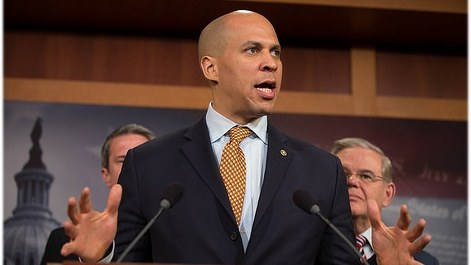 There are so many Democrats wanting to be president in 2020. Cory Booker is the latest to announce.