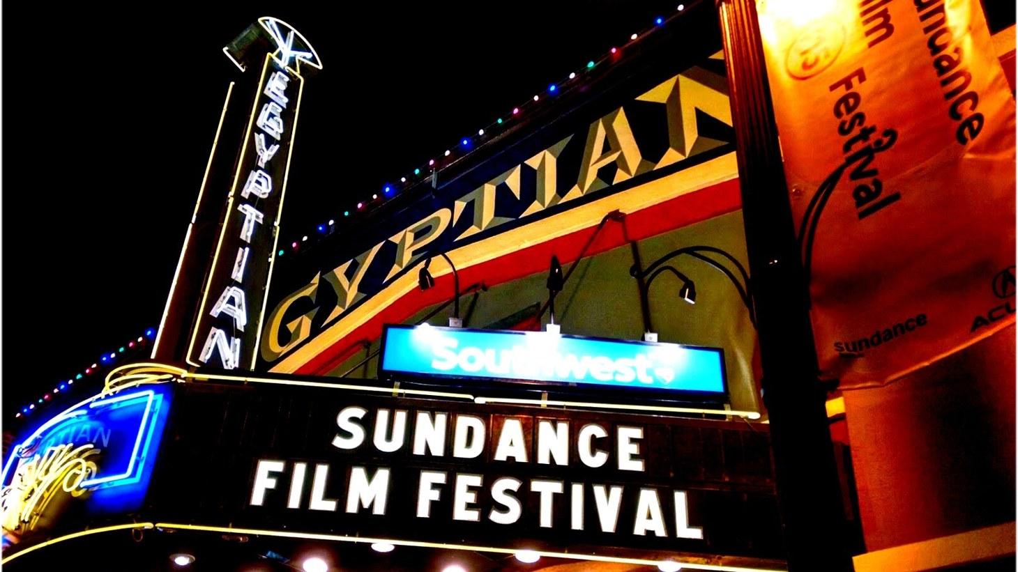 Sundance Film Festival in Park City, Utah (2015).