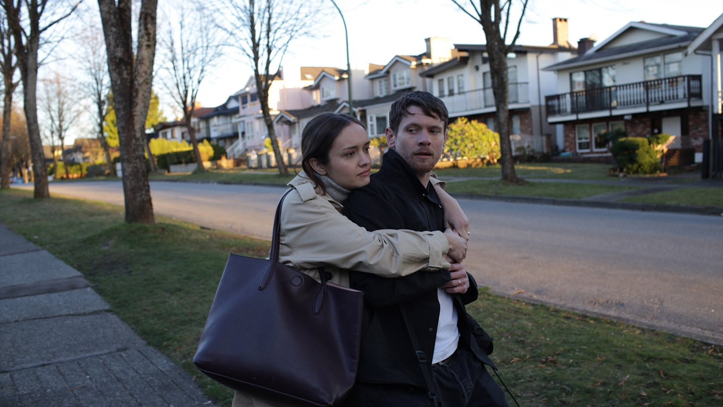 """Olivia Cooke and Jack O'Connell play newlyweds fighting to remember their relationship in """"Little Fish."""""""