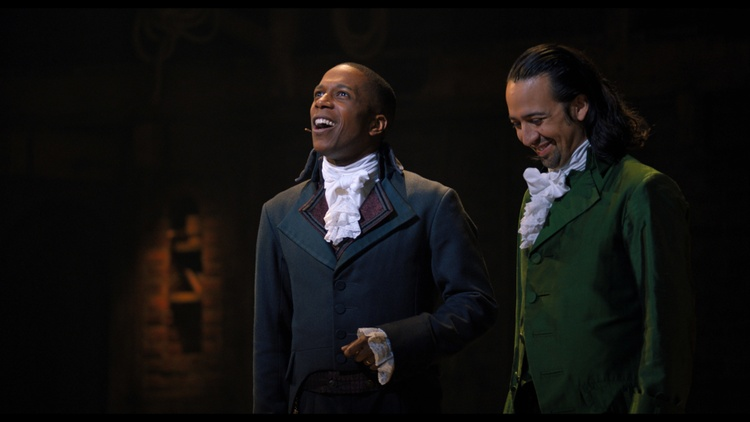 "Critics review ""Hamilton,"" a stage recording of Lin Manuel Miranda's hit Broadway musical, available on Disney+; ""Metamorphosis,"" a Korean horror film; ""The Truth,"" about an actress…"