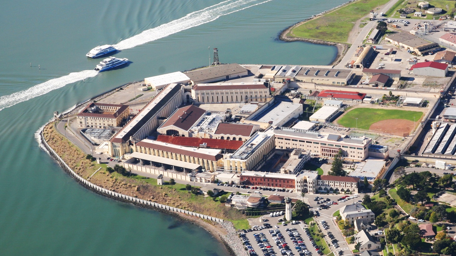 San Quentin prison was free of COVID-19 for months, until busloads of inmates from a Chino facility transferred there.