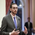 QAnon followers attack California State Senator Scott Wiener