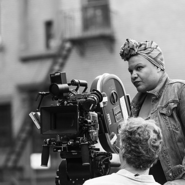 """""""The Forty-Year-Old Version"""" won Best Director for an American Drama at Sundance this year. Radha Blank is the star, director and producer of the film."""