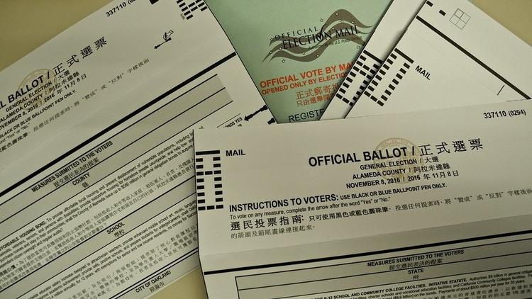 Come November, every registered California voter will be able to vote by mail. But the process has been politicized; Republicans — including President Trump — are opposed.