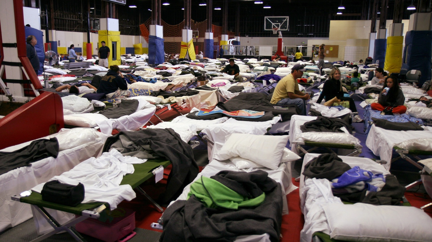 Resources to help the tens of thousands of Camp Fire evacuees are strapped.