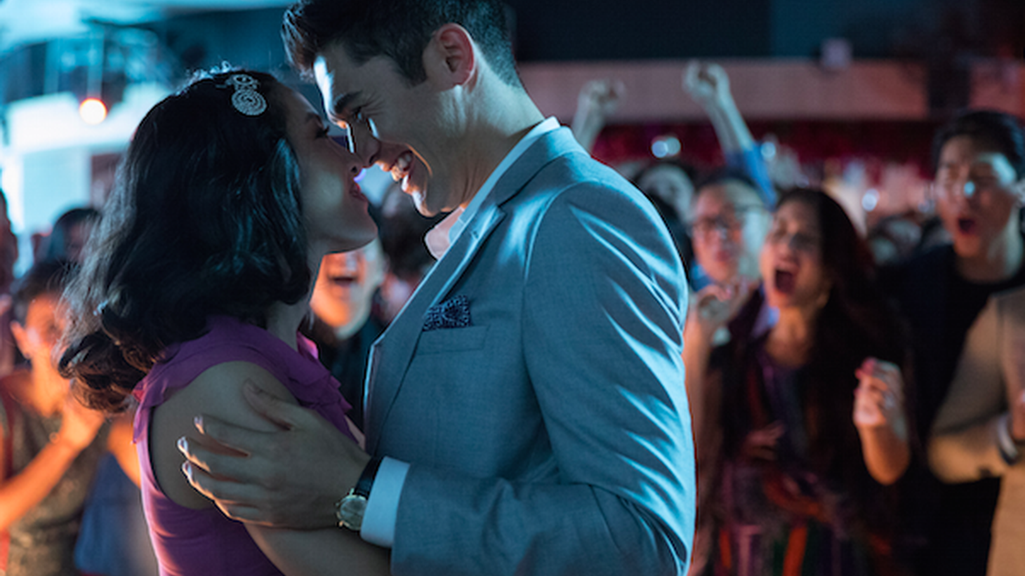 "Director Jon M. Chu talks about why ""Crazy Rich Asians"" is so personal for him and the actors. And why he wants people to look back 10 years from now and not even remember that Crazy Rich Asians was a thing."