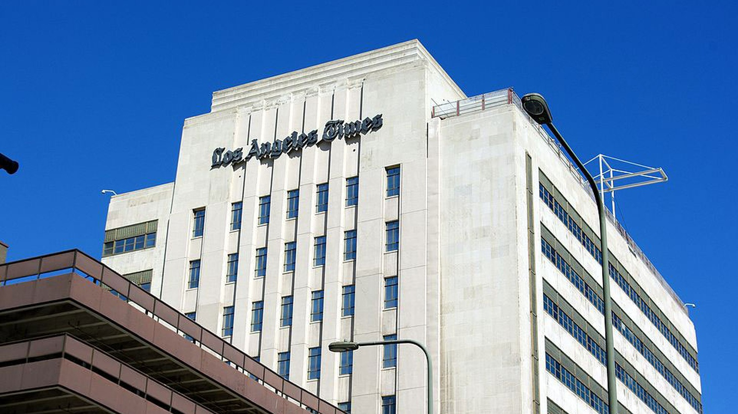 There are fears that the Los Angeles Times is building a shadow, non-union newsroom. The paper's new Editor in Chief, Jim Kirk, will have to calm those fears. We find out what's happening to this town's storied newspaper.