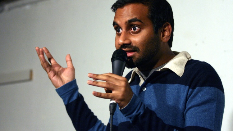 Aziz Ansari is just one of three comedians who've sold out Madison Square Garden in the past three years. Only three comedians had ever sold out the Garden before 2009.