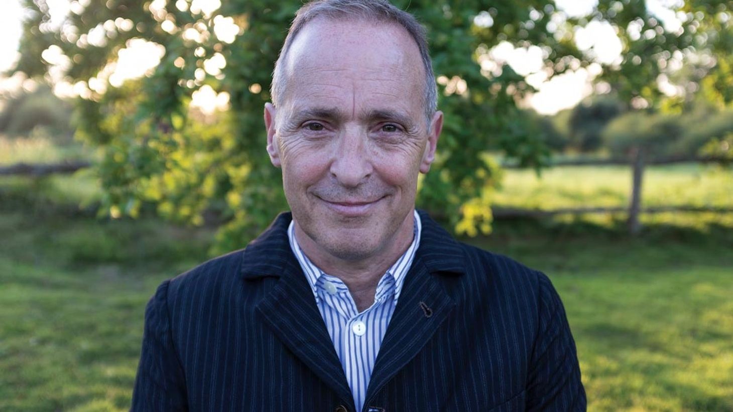 Author David Sedaris talks about what it was like going through his old diaries for his new book. He also explains why he'll go months without realizing his phone's been on airplane mode, but he'll notice many little humorous things in life that other people miss.